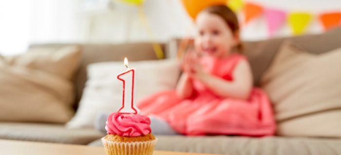 Schöne Geschenkideen zum 1. Geburtstag